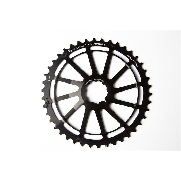 Wolf Tooth Components - GC 42 + 16t Cog Bundle for SRAM 11-36t 10-Speed Cassettes