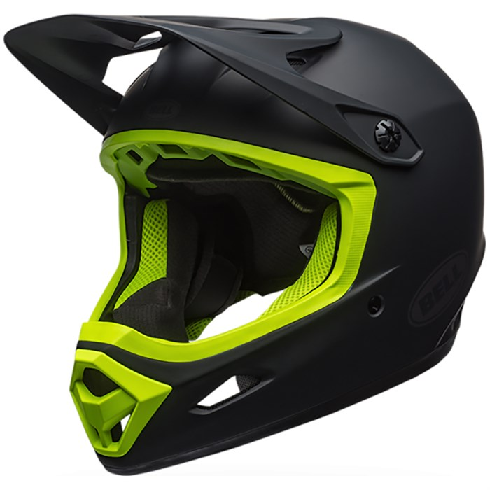 Bell Transfer-9 Bike Helmet Replaceable Cheek Pads Black
