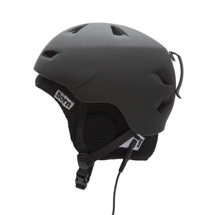 969cda659058 Bern - Brentwood Audio Helmet