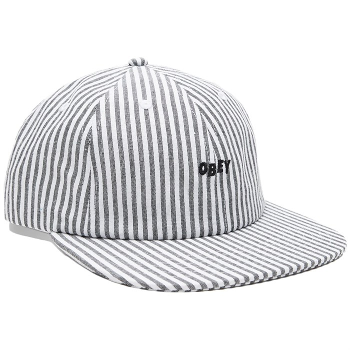 Obey Clothing - Cypress 6 Panel Hat