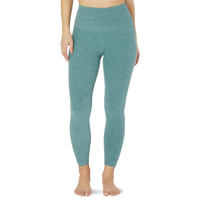 Beyond Yoga - Spacedye Caught In The Midi High Waisted Leggings - Women's