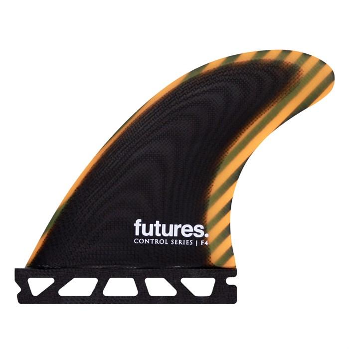 Futures - F4 Small Control Tri Fin Set