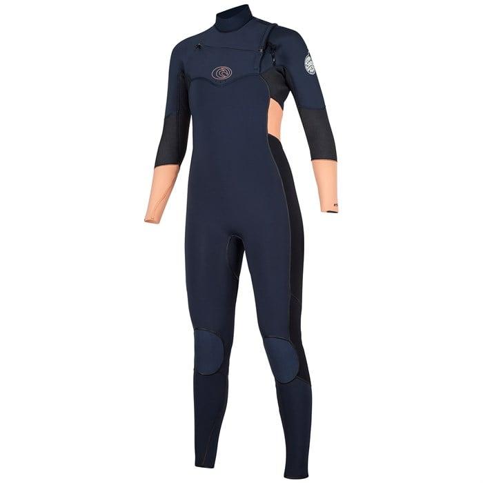 Rip Curl - Flashbomb 4/3 Chest Zip Wetsuit - Women's