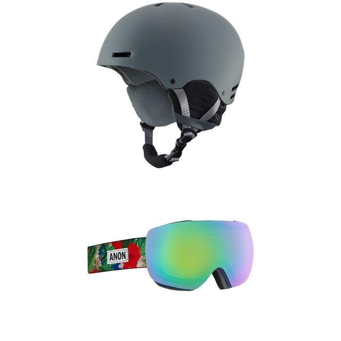 Anon - Raider Helmet + Anon Mig MFI Goggles