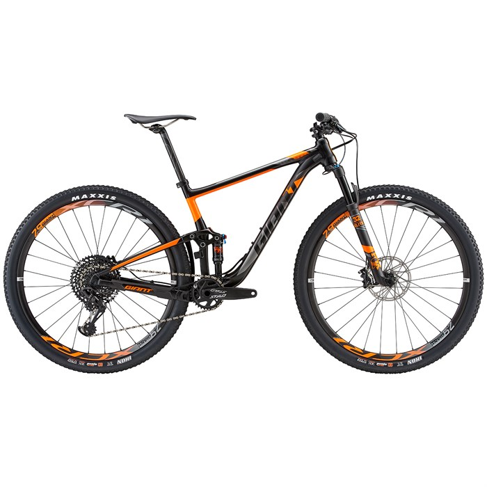 Giant - Anthem 29 1 Complete Mountain Bike 2018