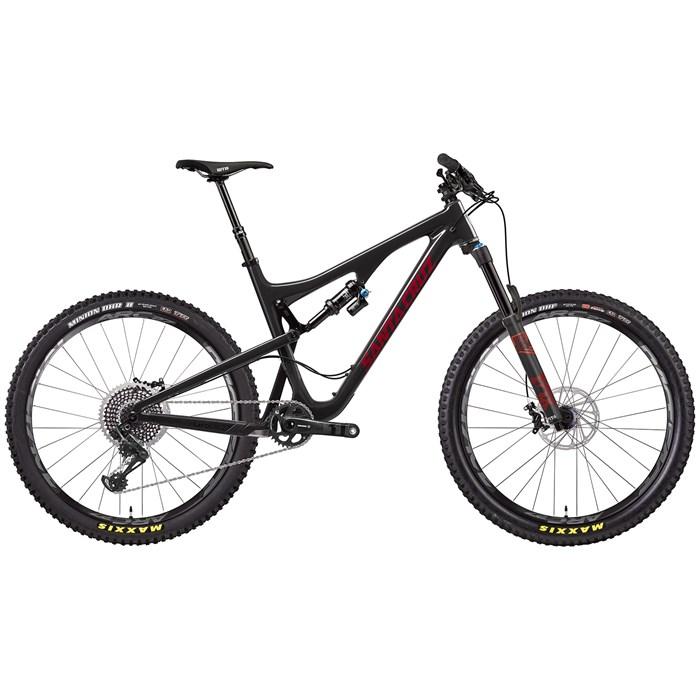 Santa Cruz Bicycles - Bronson 2.1 CC X01 Eagle Complete Mountain Bike 2018
