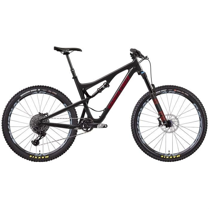 Santa Cruz Bicycles - Bronson 2.1 C S Complete Mountain Bike 2018