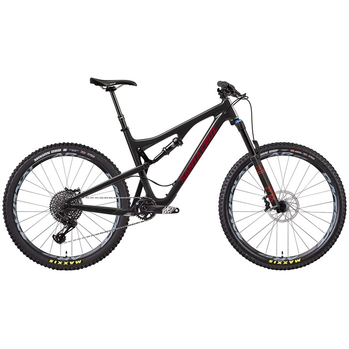 Santa Cruz Bicycles - Bronson 2.1 C S Complete Mountain Bike 2018