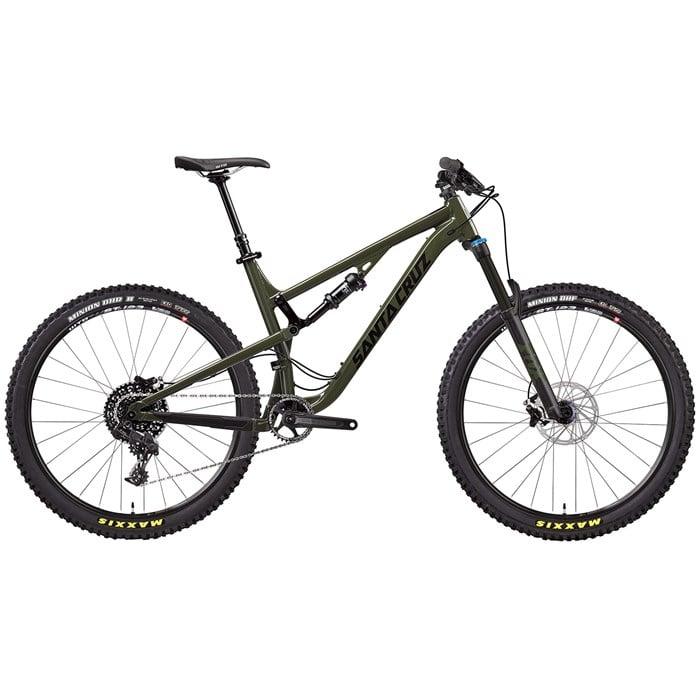 Santa Cruz Bicycles - Bronson 2.0 A R Complete Mountain Bike 2018