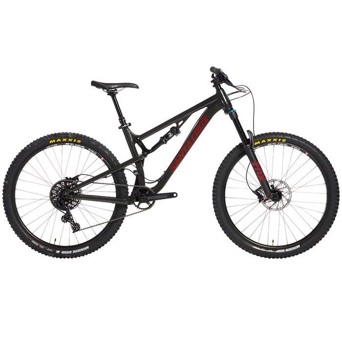 d0fc33e6ced Santa Cruz Bicycles Bronson 2.0 A R Complete Mountain Bike 2018 | evo