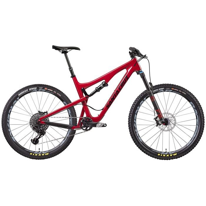 Santa Cruz Bicycles - 5010 2.1 C S Complete Mountain Bike 2018