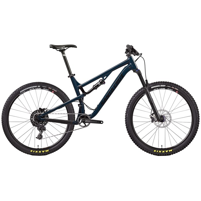 Santa Cruz Bicycles - 5010 2.0 A D Complete Mountain Bike 2018