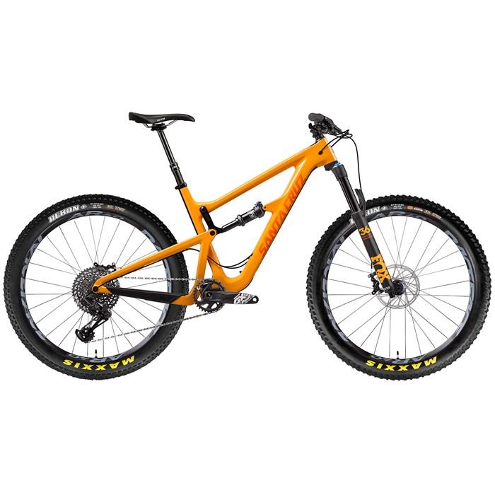 Santa Cruz Bicycles - Hightower C S+ Complete Mountain Bike 2018