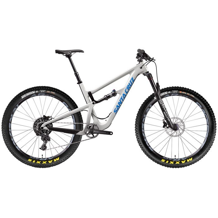 Santa Cruz Bicycles - Hightower C R+ Complete Mountain Bike 2018