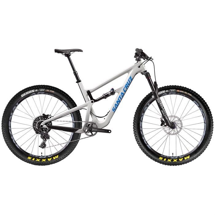 Santa Cruz Bicycles - Hightower C R+ Complete Mountain Bike 2018