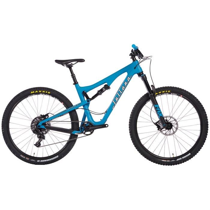 Juliana - Furtado 2.1 C R Complete Mountain Bike - Women's 2018