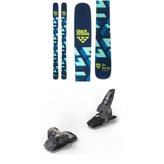 Black Crows - Atris Skis + Marker Griffon Ski Bindings