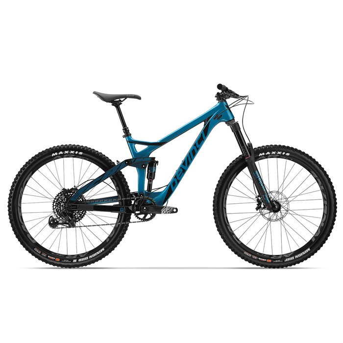 Devinci - Troy Carbon GX Eagle LT Complete Mountain Bike 2018