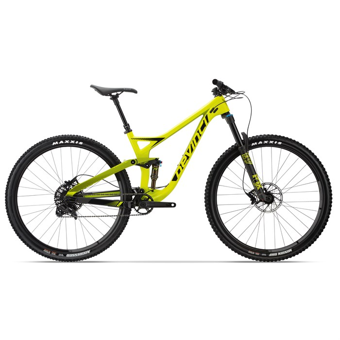Devinci - Django Carbon 29 GX Eagle Complete Mountain Bike 2018