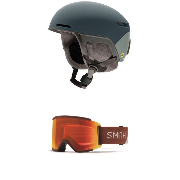 Smith - Code MIPS Helmet + Smith Squad XL Goggles