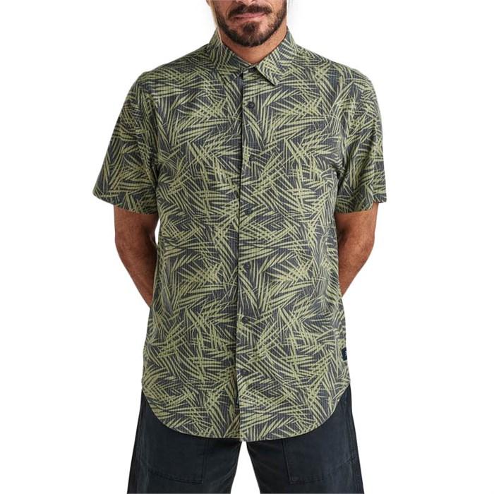 Roark - Bless Up Woven Short-Sleeve Shirt