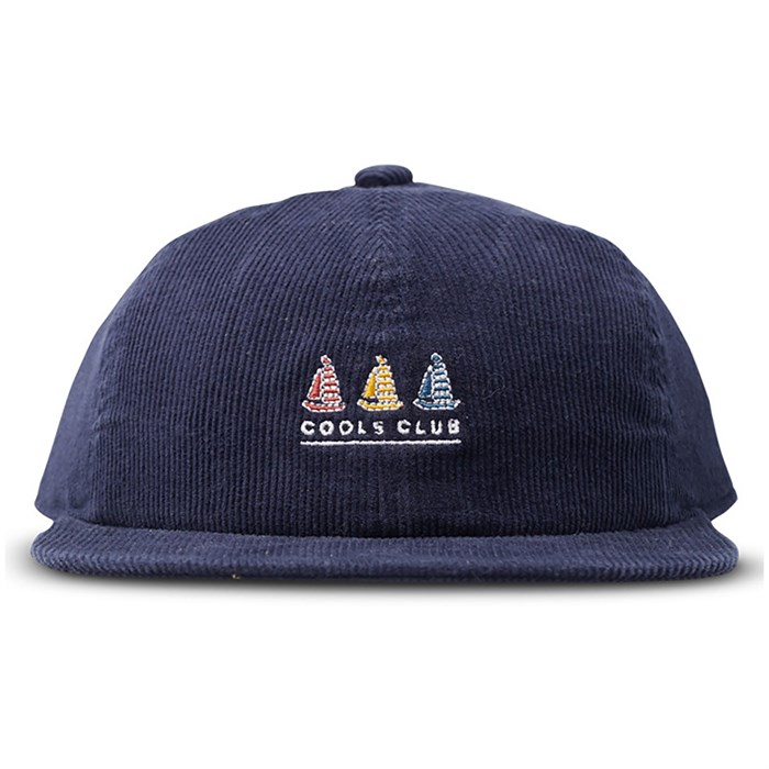 Barney Cools - Cools Club Shallow 6-Panel Hat