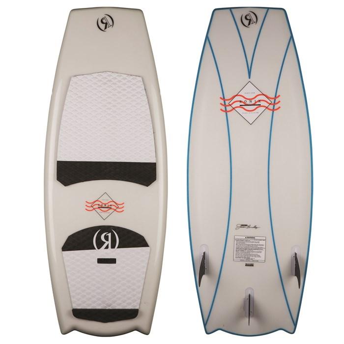 Ronix - Potbelly Cruiser Naked Wakesurf Board 2018