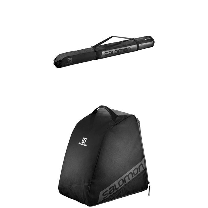 Salomon - Extend Single Pair Ski Bag + Salomon Original Boot Bag