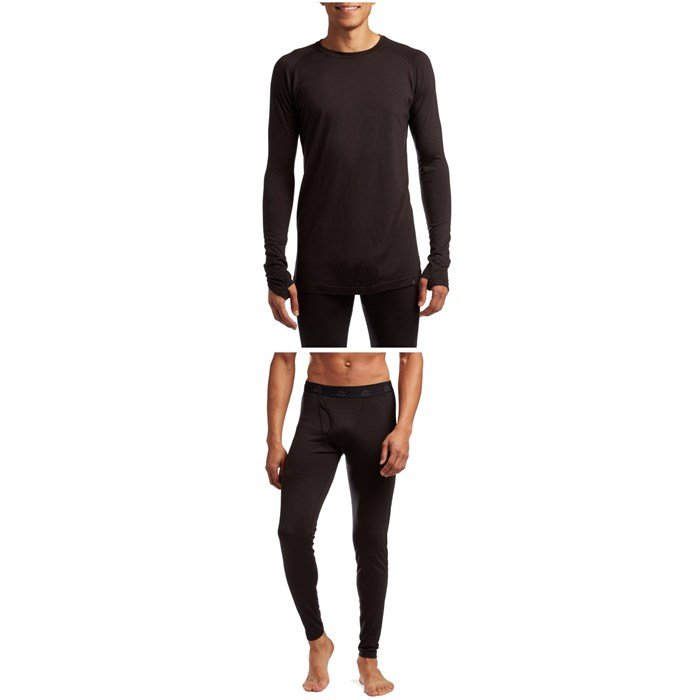 evo - Ridgetop Merino Wool Base Layer Set