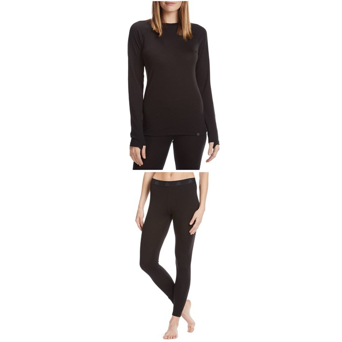 evo - Ridgetop Merino Base Layer Set - Women's