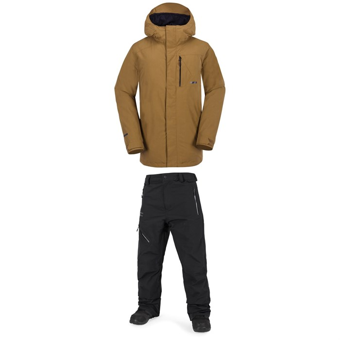 Volcom - L GORE-TEX® Jacket + Pants