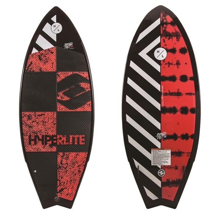 Hyperlite - Broadcast Wakesurf Board 2018