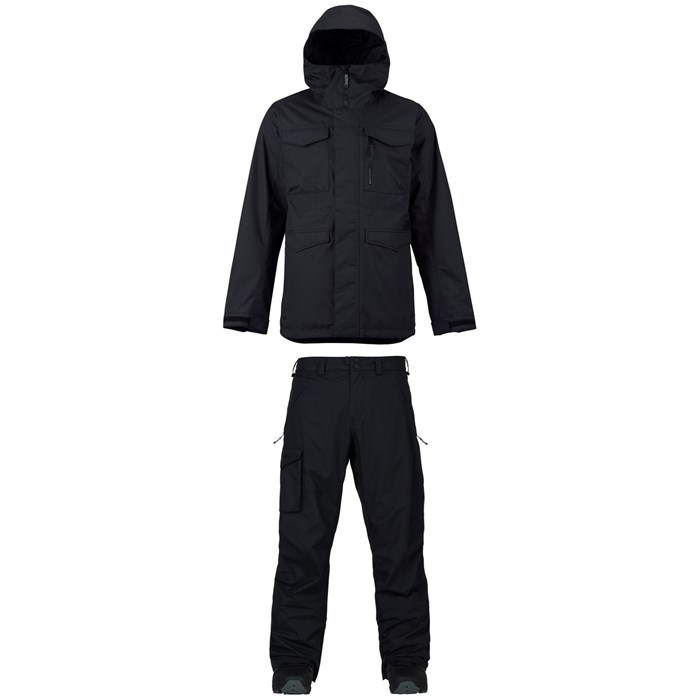 Burton - Covert Jacket + Pants