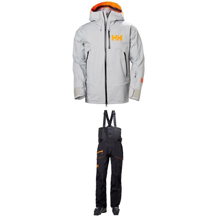 Helly Hansen - SOGN Shell Jacket + Bib Pants