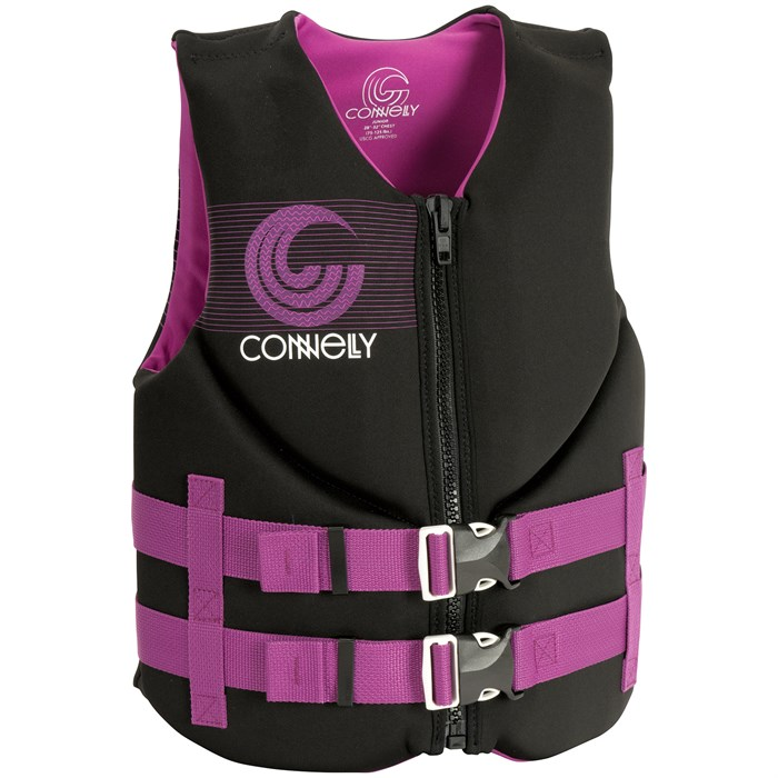 Connelly - Junior Promo Neo CGA Wakeboard Vest - Girls' 2019