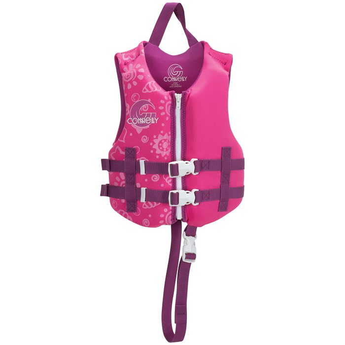 Connelly - Child Promo Neo CGA Wakeboard Vest - Girls' 2019