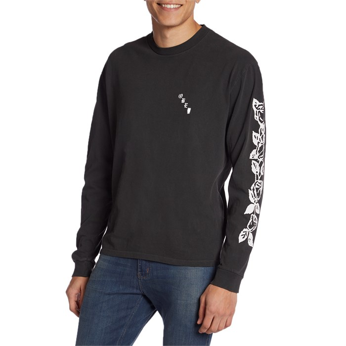 Obey Clothing - Olde Rose Long-Sleeve T-Shirt ... 2f76c83a2