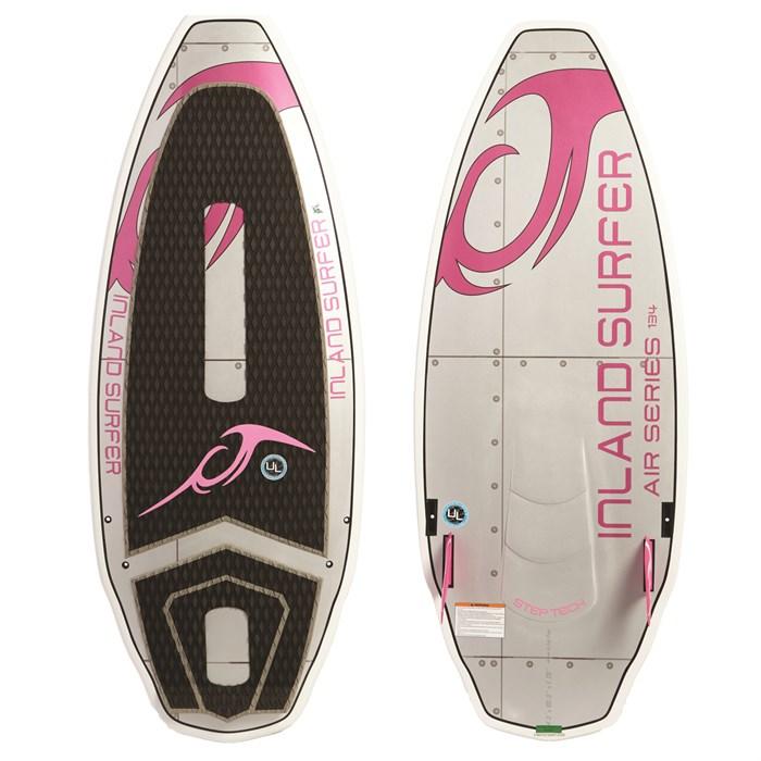 Inland Surfer - Chrome Air Series 134 Wakesurf Board 2018