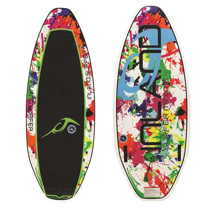 Inland Surfer - Mini Me 112 Wakesurf Board - Kids' 2018