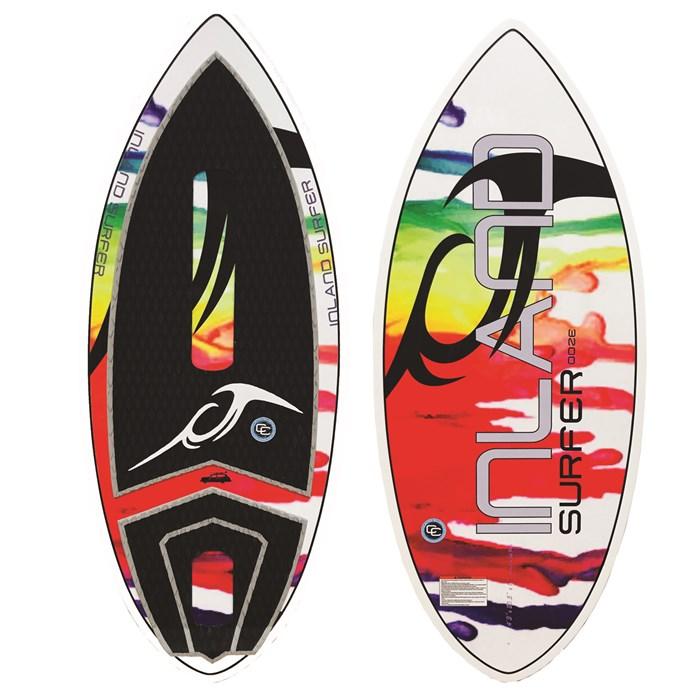 Inland Surfer - Ooze Skim Wakesurf Board 2018