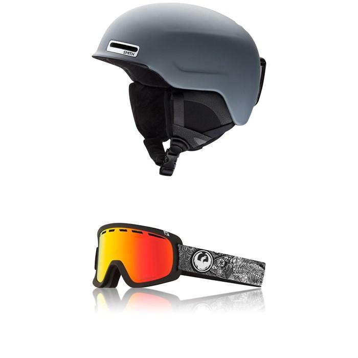 Smith - Maze MIPS Helmet + Dragon D1 OTG Goggles