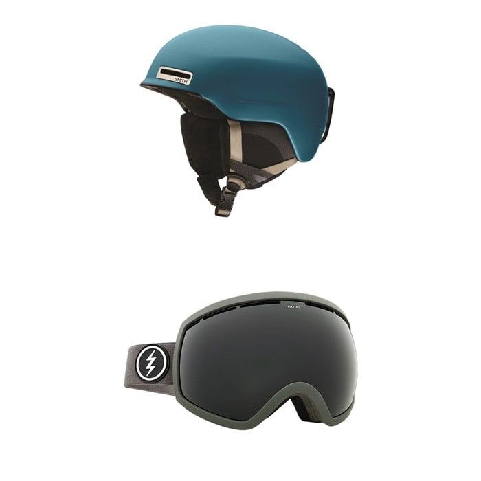 Smith - Maze MIPS Helmet + Electric EG2 Goggles
