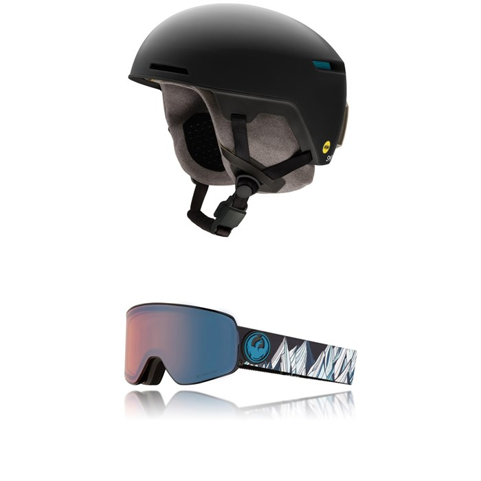 Smith - Code MIPS Helmet + Dragon NFX2 Goggles