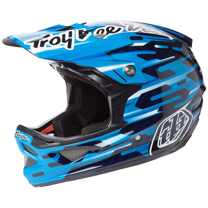 Troy Lee Designs - D3 Carbon MIPS Bike Helmet