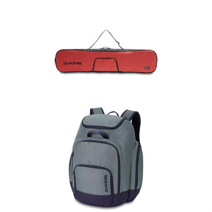 Dakine - Freestyle Snowboard Bag + Dakine Boot Pack DLX 55L