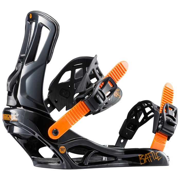 Rossignol - Battle Snowboard Bindings 2018