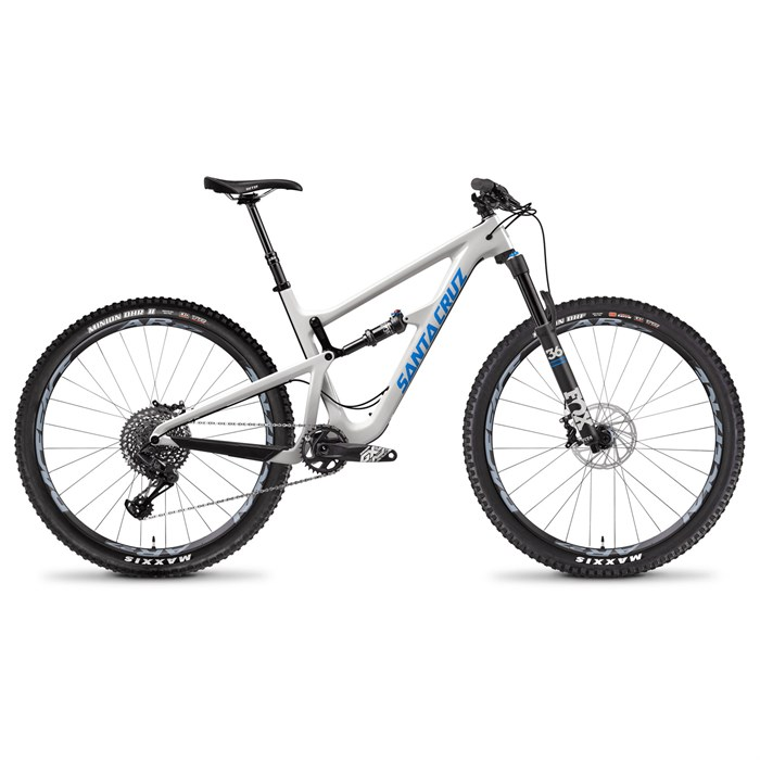 Santa Cruz Bicycles - Hightower C S Complete Mountain Bike 2018