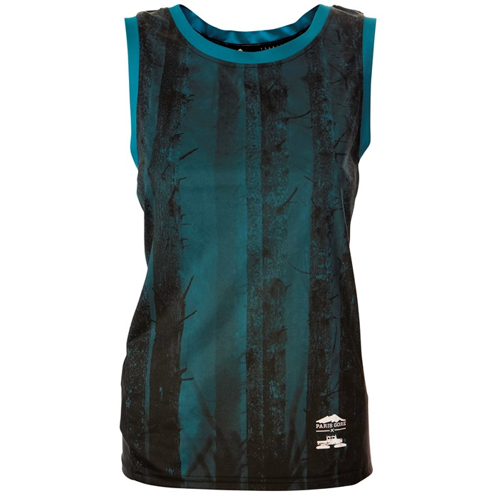 Spacecraft - Foggy Forest Tank Top - Women's