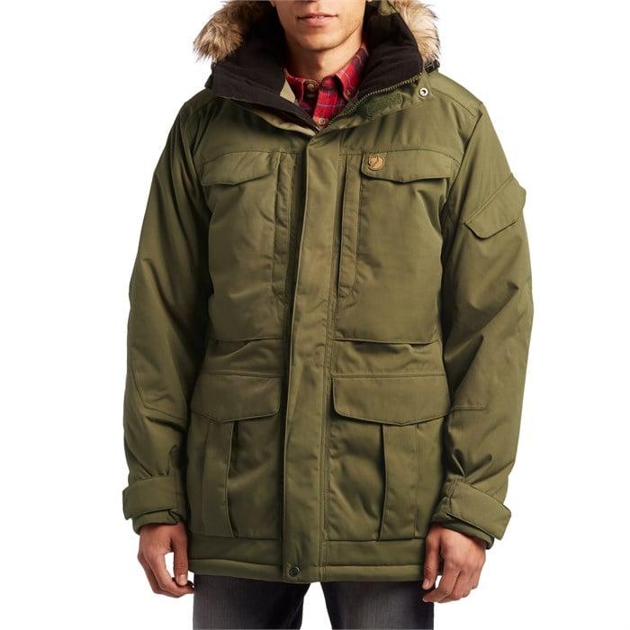 2866b242c Fjallraven Yupik Insulated Parka Jacket
