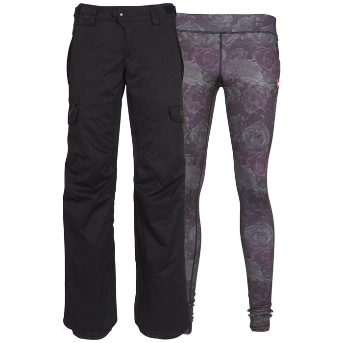 686 - Smarty® 3-in-1 Cargo Pants - Women s ... 4a097ed4d8